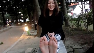 Chinese girl soles 27years old