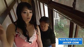 Asian Mommy With Steamy Mechanic - mommy